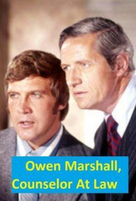 Affiche Owen Marshall, Counselor At Law