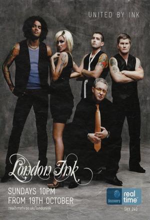 Affiche London Ink
