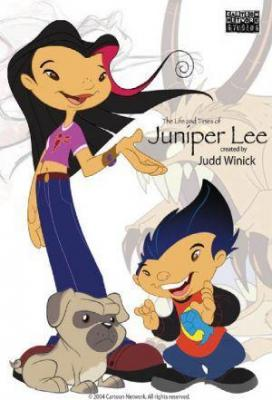Affiche The Life and Times of Juniper Lee