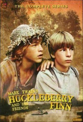 Affiche Huckleberry Finn and His Friends