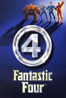 Affiche The Fantastic Four