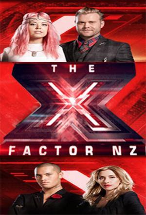 Affiche The X Factor (NZ)