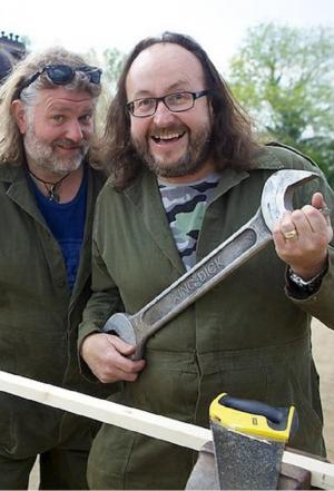 affiche The Hairy Bikers' Restoration Road Trip