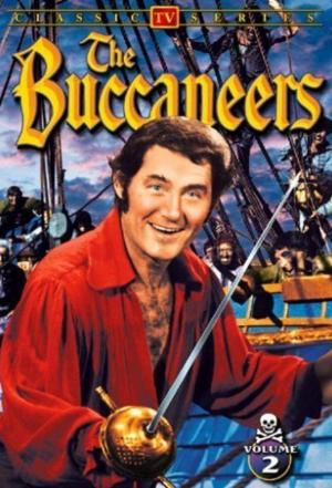 Affiche The Buccaneers