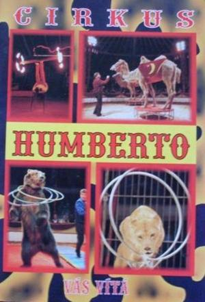 Affiche Circus Humberto
