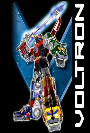 Affiche Voltron: The Third Dimension