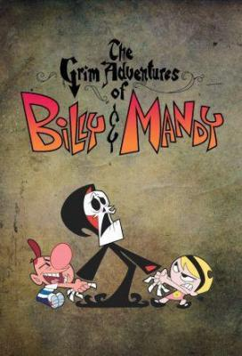 Affiche The Grim Adventures of Billy & Mandy