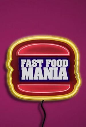 Affiche Fast Food Mania