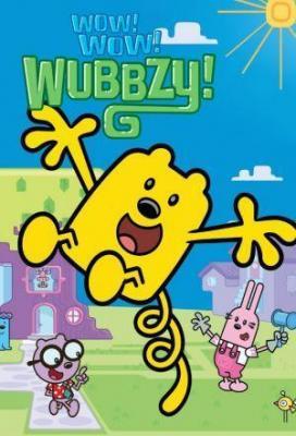 Affiche Wow! Wow! Wubbzy!