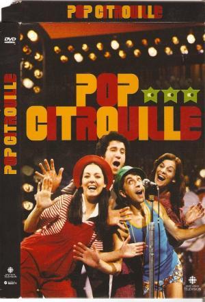 Affiche Pop Citrouille