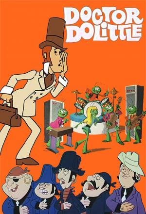 Affiche The Further Adventures of Doctor Dolittle