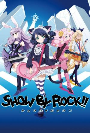 Affiche Show By Rock!!