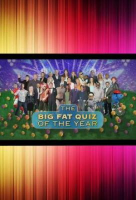 Affiche The Big Fat Quiz of the Year