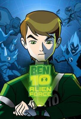 Affiche Ben 10: Alien Force