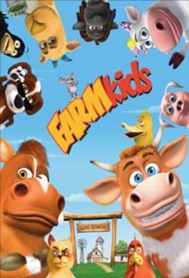 Affiche FarmKids
