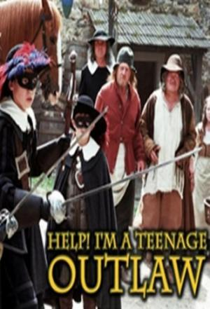 Affiche HELP! I'm a Teenage Outlaw