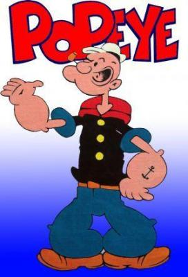 Affiche Popeye the Sailor