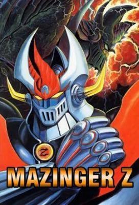 Affiche Mazinger Z