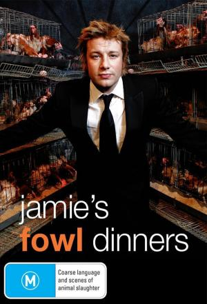 Affiche Jamie's Fowl Dinners