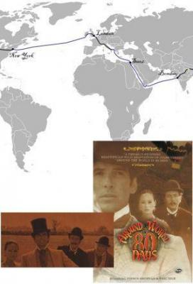 Affiche Around the World in 80 Days (1989)
