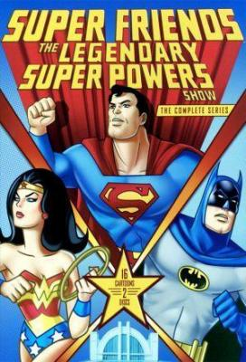 Affiche SuperFriends: The Legendary Super Powers Show