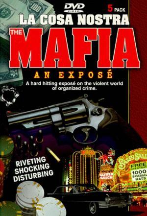 Affiche La Cosa Nostra - Mafia - An Expose