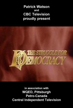 Affiche The Struggle for Democracy