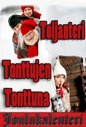 Affiche Joulukalenteri: Tonttu Toljanteri Tonttujen Tonttuna