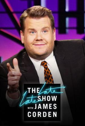 Affiche The Late Late Show with James Corden