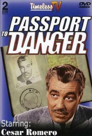 Affiche Passport to Danger