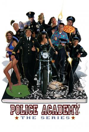 Affiche Police Academy: The Series