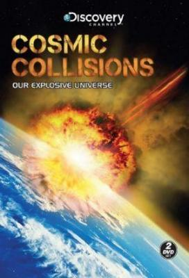 Affiche Cosmic Collisions
