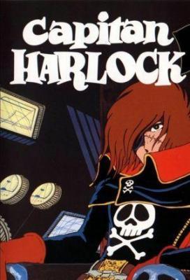 Affiche Space Pirate Captain Harlock