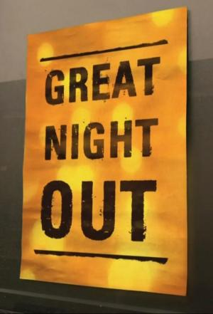 Affiche Great Night Out