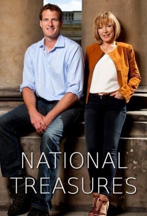 Affiche National Treasures Live