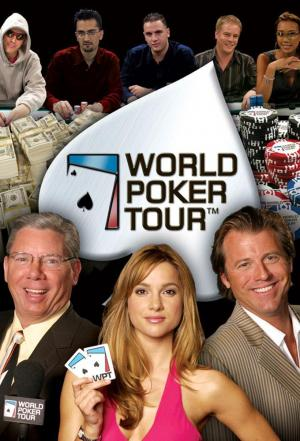 Affiche World Poker Tour