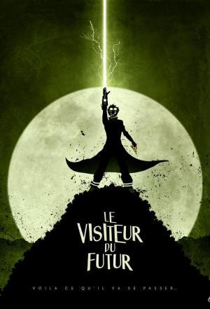 Affiche Le visiteur du futur