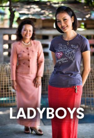Affiche Ladyboys