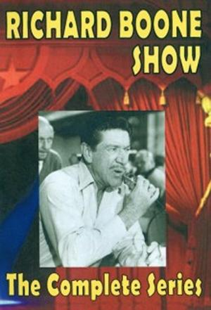 Affiche The Richard Boone Show