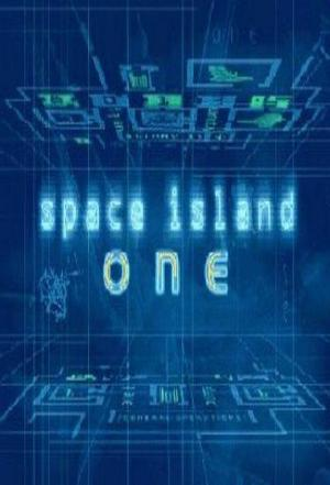Affiche Space Island One