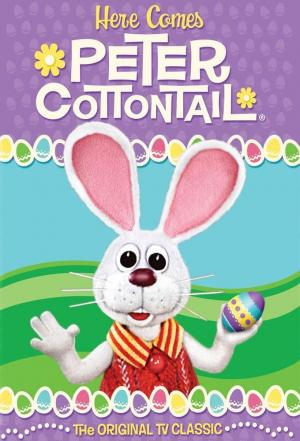 Affiche Here Comes Peter Cottontail