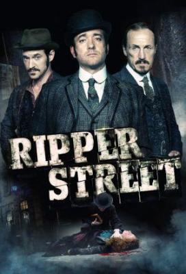 Affiche Ripper Street