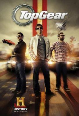 Affiche Top Gear (US)