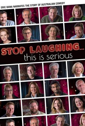 Affiche Stop Laughing... this is serious