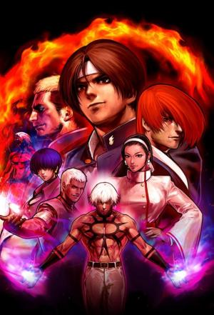 Affiche The King of Fighters: Another Day