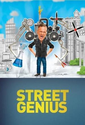 Affiche Street Genius