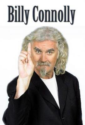 Affiche Billy Connolly