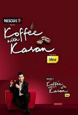 Affiche Koffee With Karan