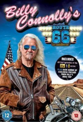 Affiche Billy Connolly's Route 66