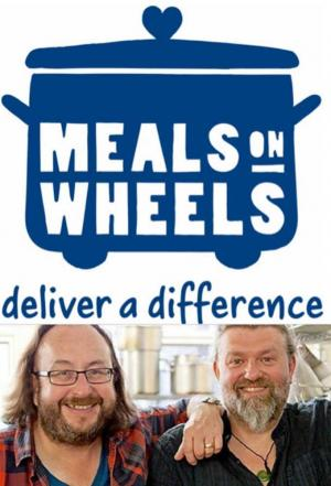 Affiche The Hairy Bikers Meals on Wheels